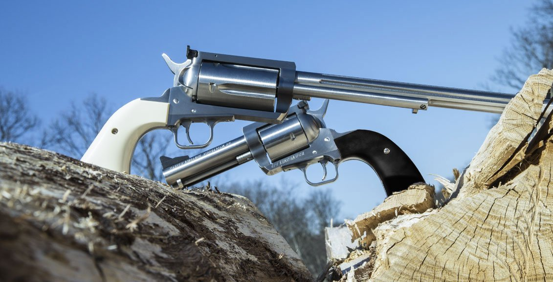 Bfr Big Frame Revolver Magnum Research Inc Desert Eagle