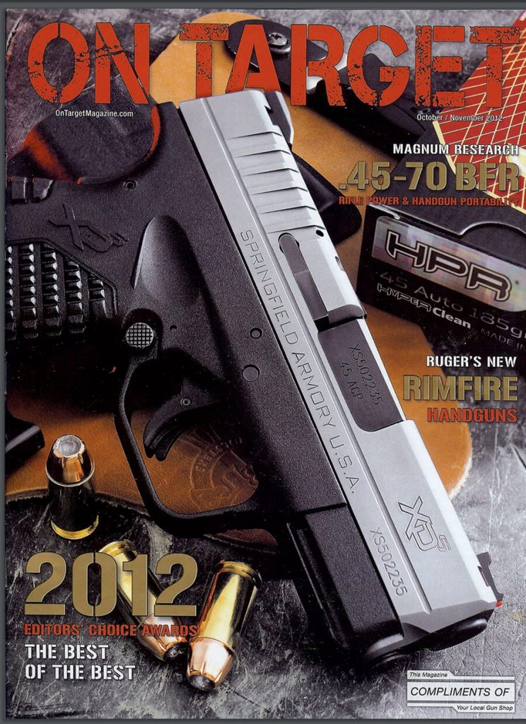 On Target | Magnum Research BFR  45-70 Revolver - Magnum