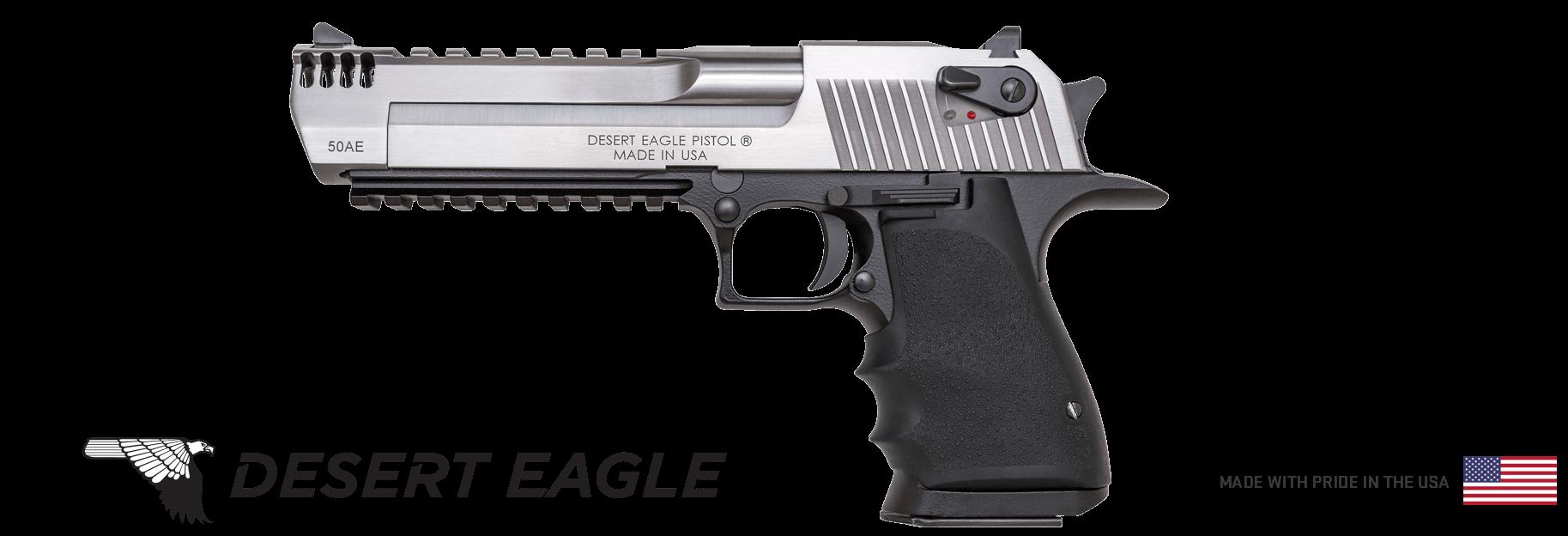 Desert Eagle L6 L5 - Magnum Research, Inc  | Desert Eagle pistols