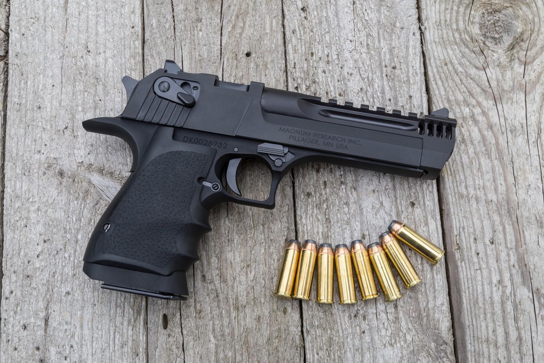 Desert Eagle L6 L5 - Magnum Research, Inc  | Desert Eagle