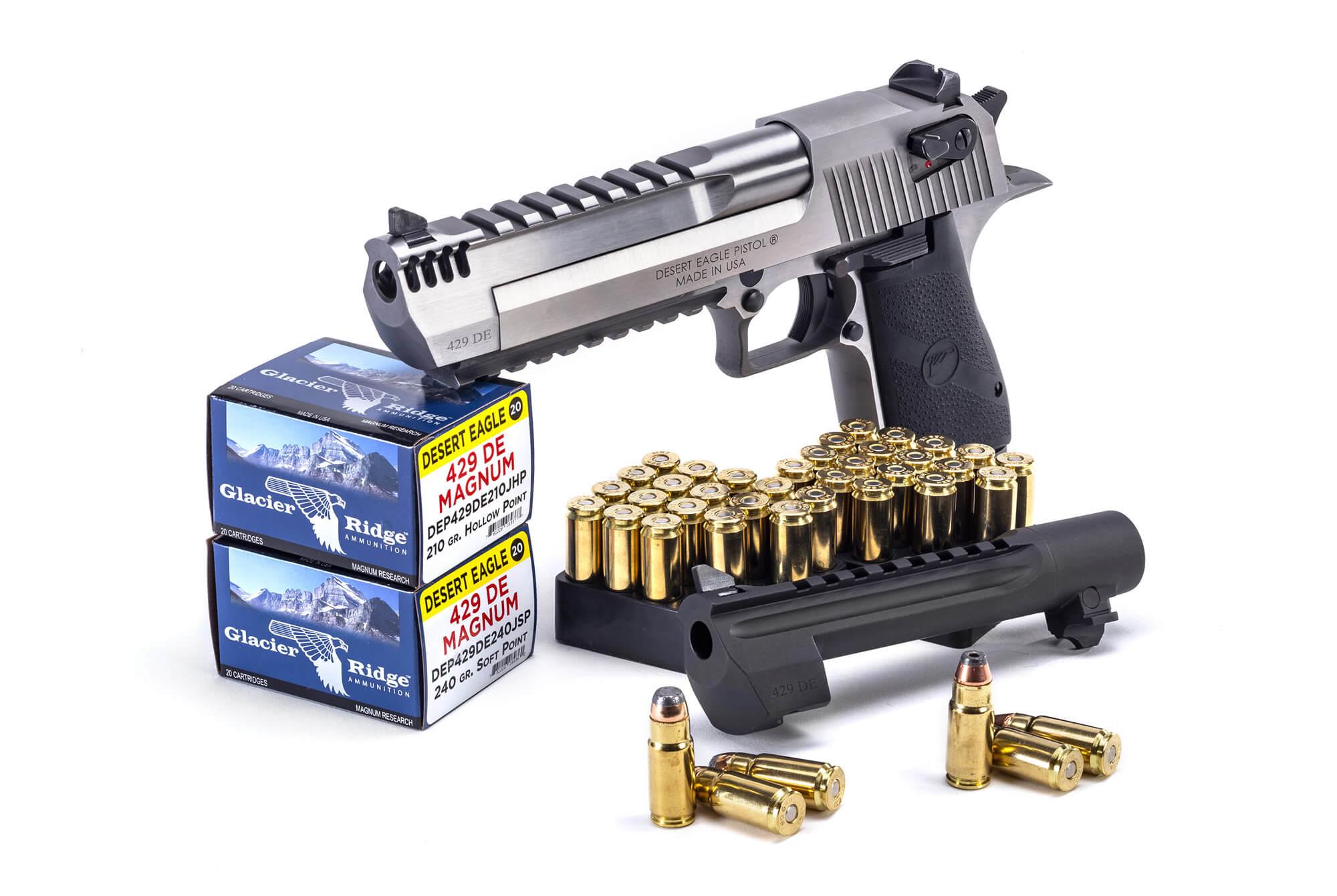 429 Desert Eagle - Magnum Research, Inc. | Desert Eagle pistols ...